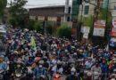 Puluhan PKL Demo Walikota Ambon Terkait Kebijakan Sepihak
