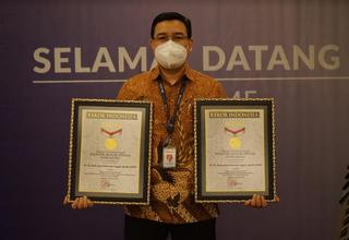 Alumni Smandu Ambon Angkatan 90 Berhasil Pecahkan Rekor MURI